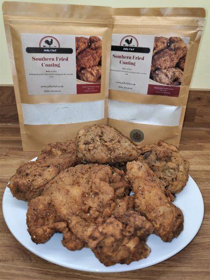 KFC southern fried chicken coating